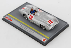 Mercedes W196c Juan Manuel Fangio #18 Gp Italia 1/43