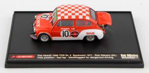 Fiat Abarth 1000TTrc 1971 1/43 Brumm 100% Made In Italy