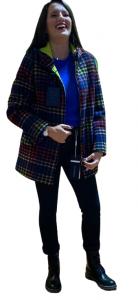 Giaccone Shetland in neoprene - Ero Jacket