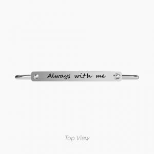 CARROZZINA | ALWAYS WITH ME