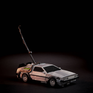 *PREORDER* Transformers x Back to the Future Action Figure: Delorean by Hasbro