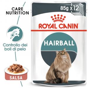 ROYAL CANIN CAT HAIRBALL CARE BUSTE 85 GR