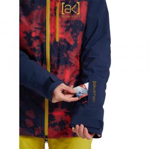 Giacca Snowboard Burton W AK Goretex Embark
