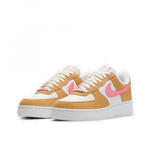 Nike Air Force 1 Orange-Pink da Donna