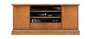 Praktisches TV-Lowboard aus Holz