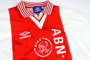 1995-96 Ajax Maglia Home XL (Top)