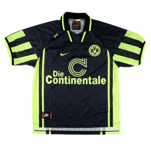 1996-97 Borussia Dortmund Maglia Away L