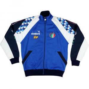 1990-92 Italia Giacca Tuta L