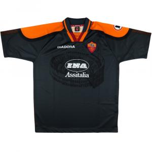 1997-98 Roma Terza Maglia XL (Top)