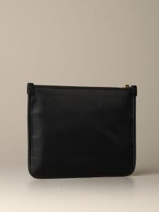 Pochette nera moschino couture