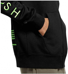 Nike M NSW Swoosh Hoodie FZ Sbb Hooded Full Zip LS Top,