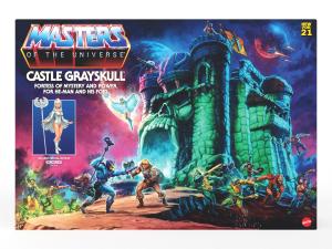*PREORDER* Masters of the Universe ORIGINS: CASTLE GRAYSKULL by Mattel 2021