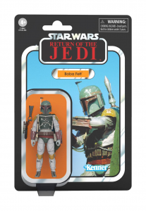 *PREORDER* Star Wars - Vintage Collection Action Figure: BOBA FETT (Episodio VI) by Hasbro