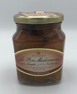 Brezzo Frutta sciroppata (Gusti: Pesche, Albicocche e Pere) GR.600