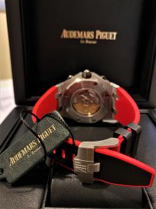 Orologio primo polso Audemars Piguet Royal Oak Offshore