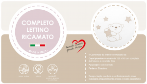 Completo Piumone Lettino Little Star Beige related image