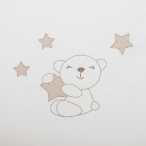 Completo Piumone Lettino Little Star Beige related image