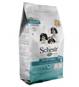 Schesir Dog - Small Puppy - Pollo - 2 kg