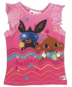 T-shirt Bing Bambina 4 5 6 anni