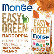 MONGE LETTIERA EASY GREEN MAIS 10 L