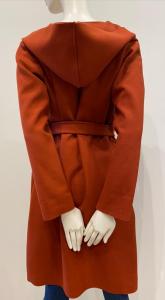 RINASCIMENTO CFC95621 Cappotto con cappuccio