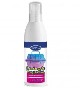 Tewua - Deodorante trasportini 250ml