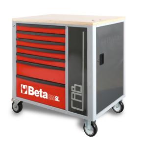 CASSETTIERA MOBILE 7 CASSETTI + ARMADIETTO - C24SL-CAB BETA