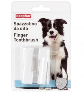 Beaphar - Spazzolino Denti da dito