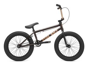 Kink Kicker Bici Bmx Bambino 18 pollici 2021| Colore Gloss Black