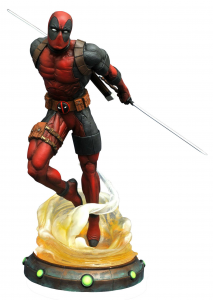 *PREORDER* Marvel Gallery Statue: DEADPOOL by Diamond Select Toys