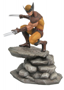 *PREORDER* Marvel Gallery Statue: BROWN WOLVERINE by Diamond Select Toys