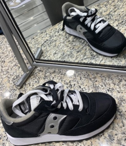 SAUCONY BLACK MASCHILI