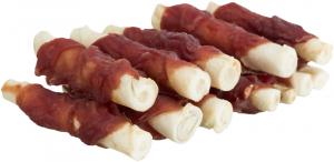 Trixie - Denta Fun Mini - Bastoncini con Anatra arrotolata - 6cm