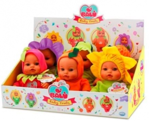 BAMBOLOTTO BALU. - BABY FRUITS 43121 ODS srl
