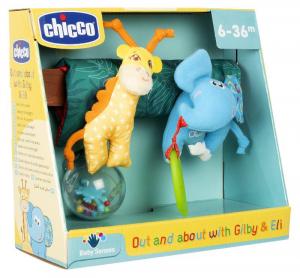 CHICCO A SPASSO CON GILBY E ELI 10060 ARTSANA CHICCO