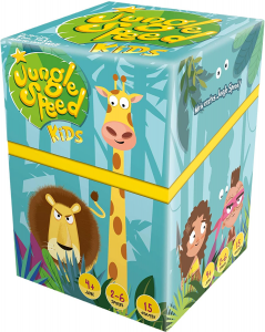 GIOCO JUNGLE SPEED KIDS 8228 ASMODEE