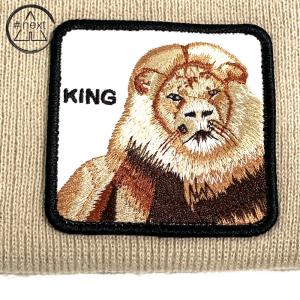 Goorin Bros - Animal Farm Beanie - King avorio