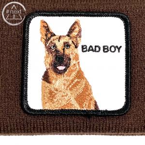 Goorin Bros - Animal Farm Beanie - Bad Boy caffè