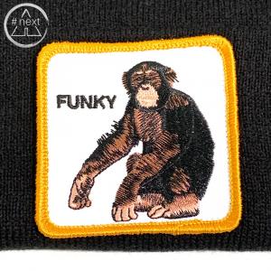 Goorin Bros - Animal Farm Beanie - Funky nero