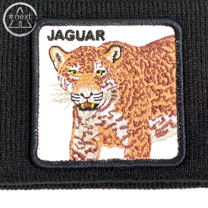Goorin Bros - Animal Farm Beanie - Jaguar nero