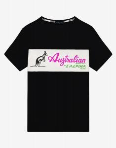 AUSTRALIAN • T-SHIRT CON LOGO HERITAGE