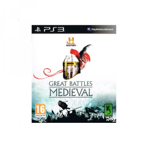 History Great Battles Medieval - USATO - PS3