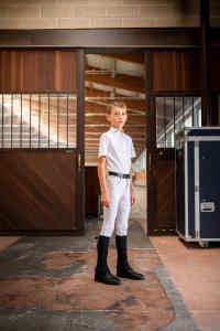 Eolo - camicia Equitazione Junior