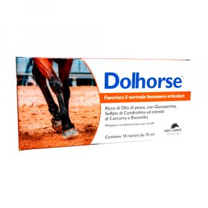 DOLHORSE - antidolorifico per cavalli