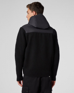 SHOPPING ON LINE CP COMPANY GIACCA KNIT/NYLON MIXED JACKET NEW COLLECTION MEN FALL WINTER 2020/2021
