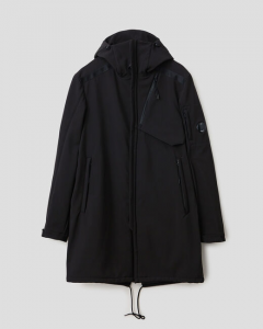 SHOPPING ON LINE CP COMPANY PARKA SHELL HOODED LENS NEW COLLECTION MEN FALL WINTER 2020/2021