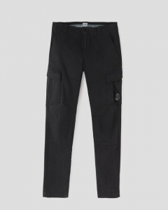 SHOPPING ON LINE CP COMPANY GARMENT DYED COTTON STRETCH SATEEN FITTED LENS POCKET PANTS NEW COLLECTION MEN FALL WINTER 2020/2021