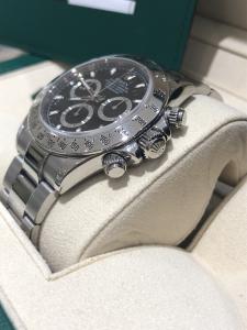 Rolex Daytona 116520 Black