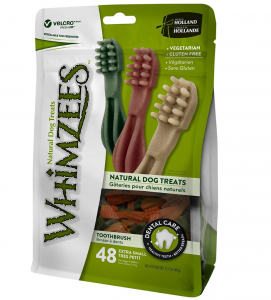 Whimzees - Snack Dentale Vegetale -  Spazzolino