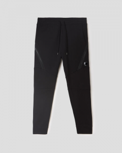SHOPPING ON LINE CP COMPANY DIAGONAL RAISED FLEECE TAPERED LENS POCKET SWEATPANTS NEW COLLECTION MEN FALL WINTER 2020/2021